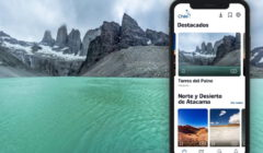 App Chile 360 and Torres del Paine