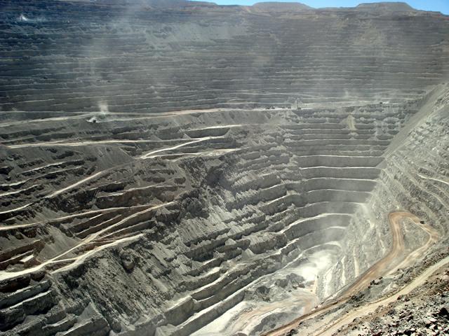 Chuquicamata Copper Mine Travelart