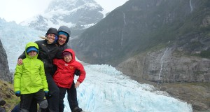 Our latest product: Family trips to Patagonia