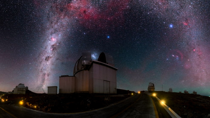 Milky Way in Chile