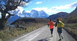 travelArtist runs Patagonian International Marathon