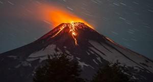 Situation at Villarrica Volcano